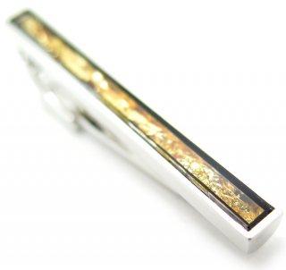 TATEOSSIAN(タテオシアン) ゴールドリーフタイバー(ネクタイピン/タイクリップ) - ブランド