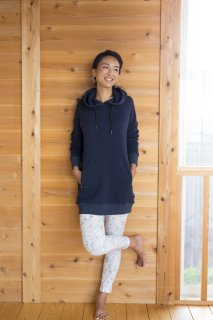 W COMBUSTION FLEECE 340 TUNIC PARKA