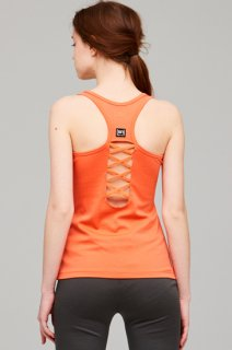 W Motion Criss Cross Top