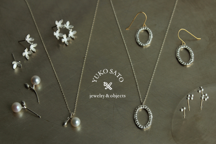 YUKO SATO jewelry & objects