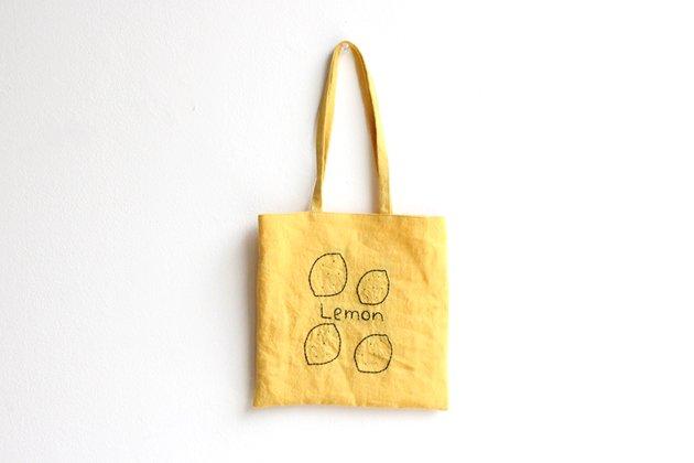 「pot and tea(ポットアンドティー)」のレモンバッグ