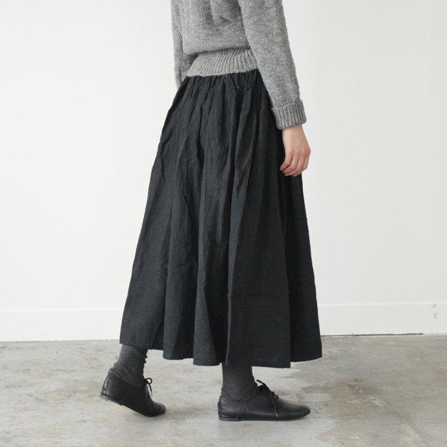 「ヂェン先生の日常着」のロングスカート
