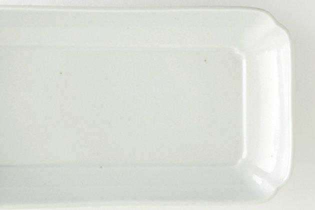 東屋の木瓜角皿長角