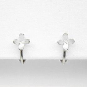 キンモクセイイヤリング 1 silver(片耳)