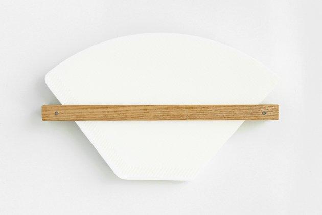 木工作家・西本良太さんが作るコーヒーフィルターホルダー