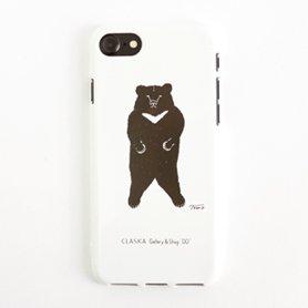 iPhone7ケース トモタケ クマ