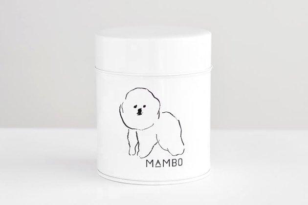 「CLASKA(クラスカ)」のMAMBO(マンボ)キャニスター缶