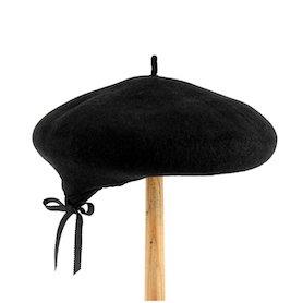 キッズ ベレー帽 L(4〜6歳前後)