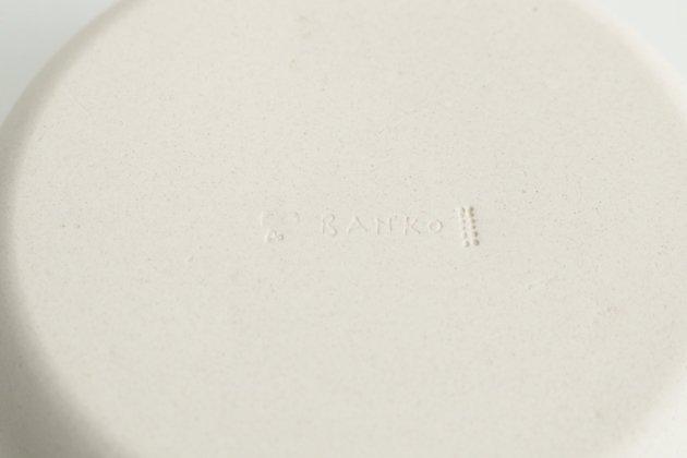 「CLASKA(クラスカ)」の、萬古焼(半磁器)の鏡餅「萬古鏡餅」