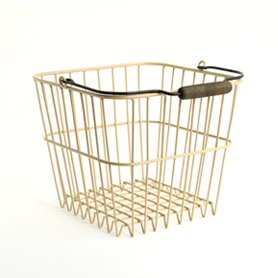 HANDLE WIRE BASKET / SQUARE