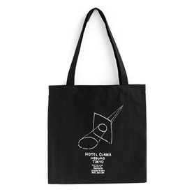 HOTEL CLASKA TOTE BAG by POSTALCO
