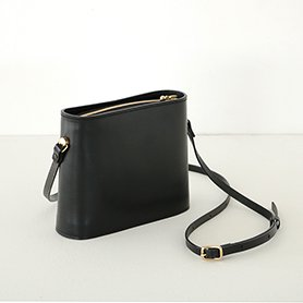 SHOULDER BAG SMALL Black