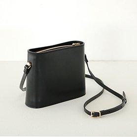 SHOULDER BAG SMALL Black