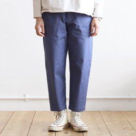 work pants ブルー