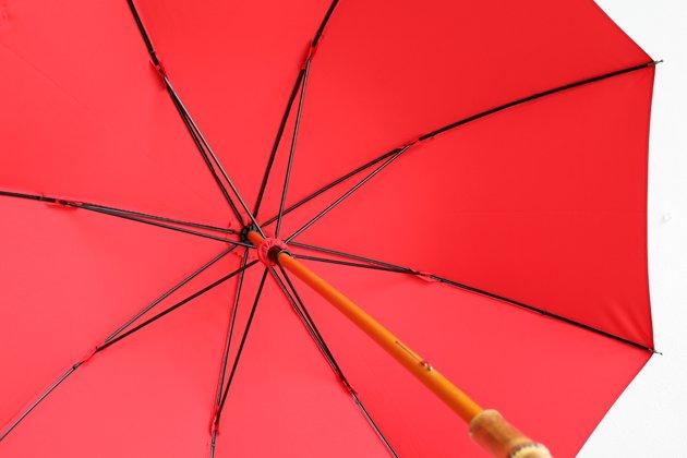 「Bon Bon Store(ボンボンストア)」のスタンダード長傘バンブーハンドル