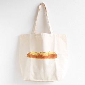 フランスパンのトートバッグ L ナチュラル