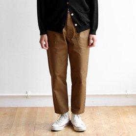 work pants ブラウン