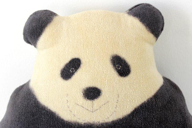 トモタケの動物クッション(パンダ)