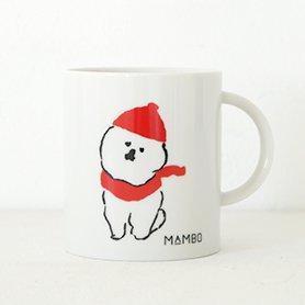 MAMBO 冬のマグカップ