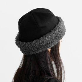 MAW20-05 hood cap ブラック