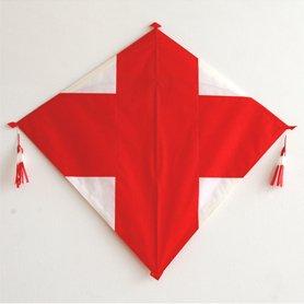 長崎凧 十字