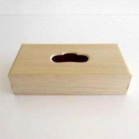 ティッシュボックスカバー 松型