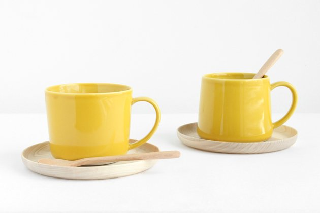 「CLASKA(クラスカ)」ドーのマグカップ使用例