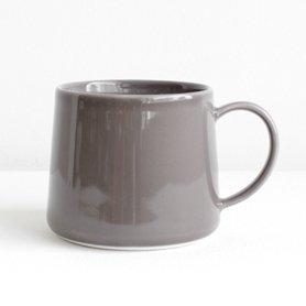 ドーのマグカップ スリム グレー