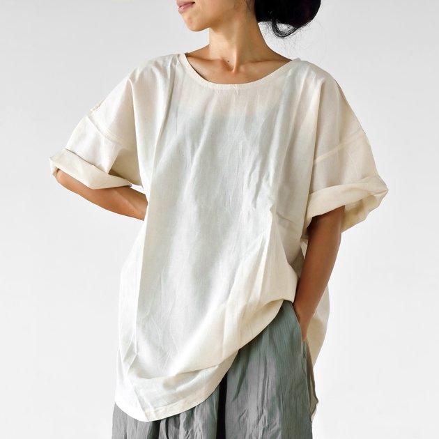 「ヂェン先生の日常着」のカットソーロング