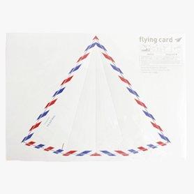 フライングカード エアメール 3枚セット