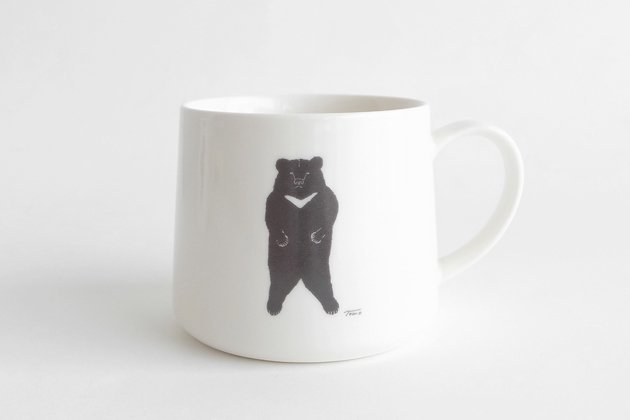 「CLASKA(クラスカ)」トモタケのクマのマグカップ