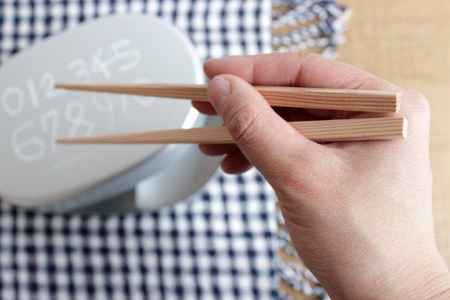 「CLASKA(クラスカ)」の吉野杉のお弁当箸