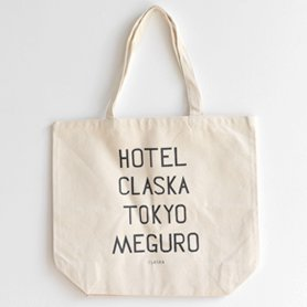 HOTEL CLASKA TOKYO トートバッグ
