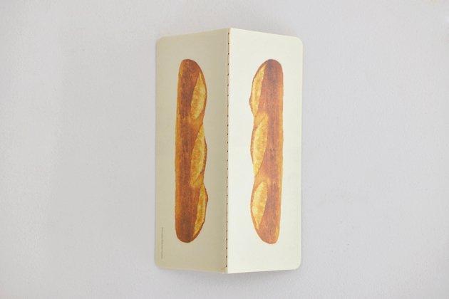 「CLASKA(クラスカ)」のフランスパンのノート