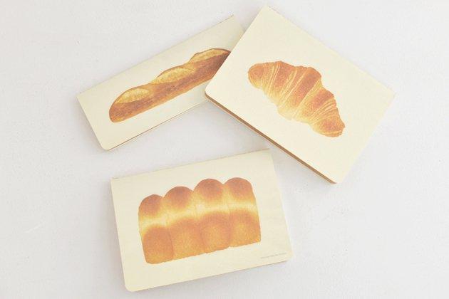 「CLASKA(クラスカ)」のパンのノート