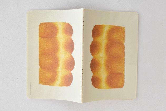 「CLASKA(クラスカ)」の山食パンのノート