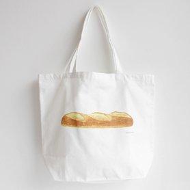 フランスパンのトートバッグ L