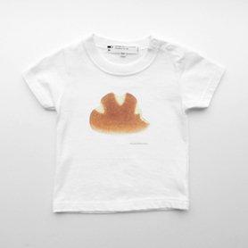 クリームパンのTシャツ 80 ベビー
