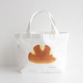 クリームパンのトートバッグ S