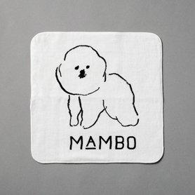 MAMBO ガーゼハンカチーフ