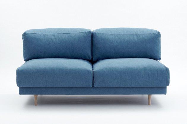 「CLASKA(クラスカ)」のソファ「Bread Sofa」