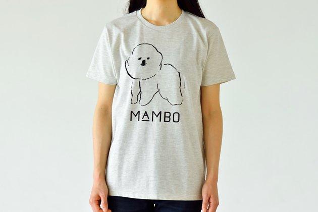 「CLASKA(クラスカ)」のMAMBO(マンボ)Tシャツ