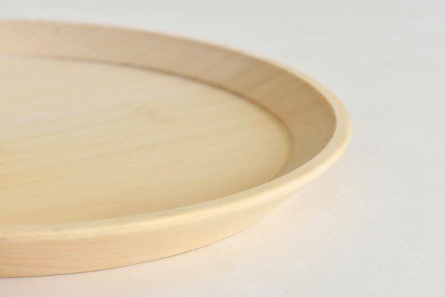 「CLASKA(クラスカ)」のイチョウのパン皿