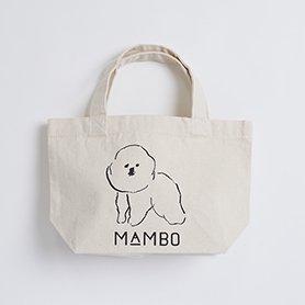 MAMBO トートバッグ S ナチュラル