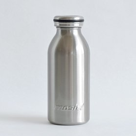 mosh!ボトル 350ml シルバー