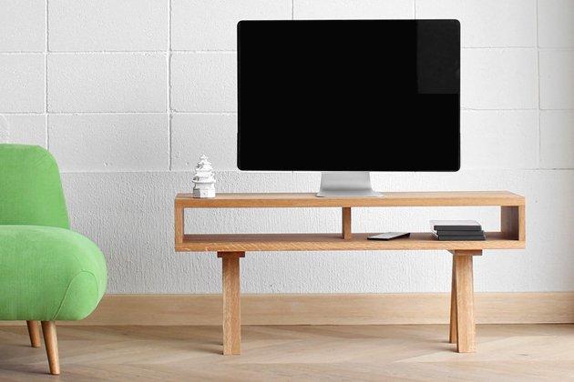 「CLASKA(クラスカ)」の「Wood Brace TVスタンド」