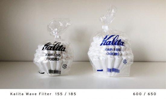 Kalita Wave Filter 155 / 185