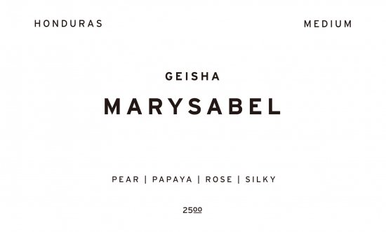 MARYSABEL  |  HONDURAS