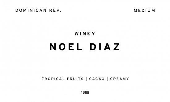 NOEL DIAZ     DOMINICAN REP.  /200g