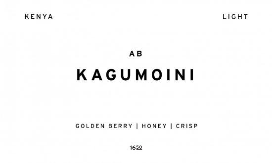 KAGUMOINI     KENYA  /200g